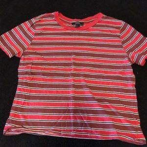 Forever 21 stripes t shirt